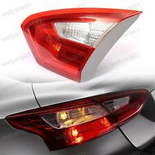 1Pcs OEM Right Side Inner Rear Tail Light Lamp For Ford Focus 2012-2014 Sedan