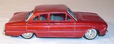 BANDAI 1961 FORD FALCON FOUR DOOR TIN TOY CAR JAPAN