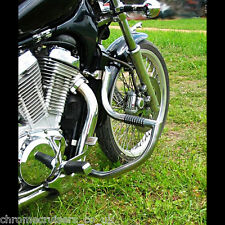 Suzuki VS800 Intruder (1992-2003)  Engine Guard with built in Highway Pegs