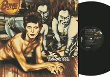 """David BOWIE"" DIAMOND DOGS  / LP 33 tours US (RCA AYL1-3889)  MINT"