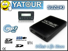 YATOUR AUX SUZ2 Interfaccia Radio Originale MP3 PACR Suzuki Jimny Splash Vitara