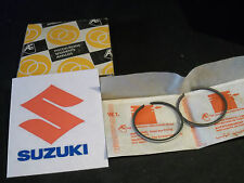 SUZUKI M12 M15 M30 AS50 AC50 F50 TS50 AP50 A50 PISTON RINGS (1) +1.00mm NEW