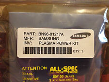 SAMSUNG Plasma Power Supply Repair KIT BN96-01217A