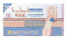 SHOU SHEN SU SLIMMING CAPSULES DIET WEIGHT LOSS PILLS APPETITE SUPPRESANT 4 BOXE