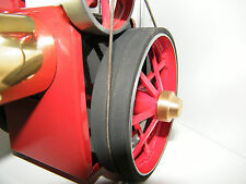 Mamod Spares Tyres Suit TE1 TE1A  Traction Engine  set of 4