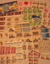 New 100 of 18¢ US Stamps, Multiples, Strips & Singles of $0.18 Stamps FV: $18.00