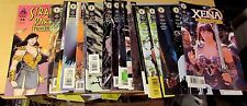 20 X XENA WARRIOR PRINCESS DARK HORSE COMICS INC ONE STRANGERS IN PARADISE
