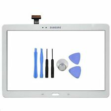 Samsung Galaxy Tab Pro 10.1 SM-T520 Touchscreen Display Glas Digitizer weiß Tool