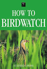 How to Birdwatch,GOOD Book