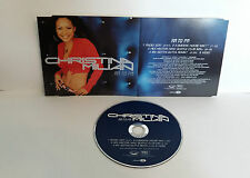 Single CD  Christina Milian - Am to Pm  4.Tracks + Video  2001  10/15