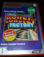 Roller Coaster Factory PC GAME - FREE POST