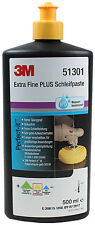 NEU 3M Perfect-it III Extra Fine Schleifpaste 51301 500ml Schleifpolitur