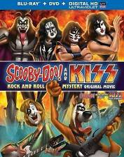 Scooby-Doo  Kiss: Rock  Roll Mystery (DVD, 2015)