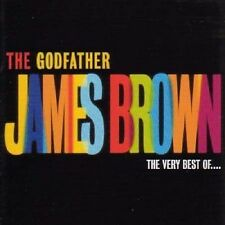James Brown Very Best Of CD NEW SEALED I Got You (I Feel Good)/Night Train+