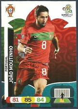 PANINI EURO 2012-ADRENALYN XL-PORTUGAL-JOAO MOUTINHO