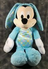 Disney Mickey Mouse Blue Bunny Easter Costume Plush