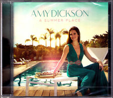 Amy DICKSON: A SUMMER PLACE Take Five Moon River Sound of Silence Saxophone CD