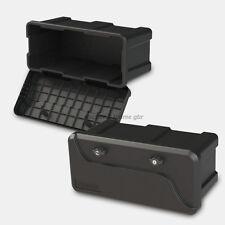 Staubox 25l Deichselbox Unterbaubox PKW Anhänger Kiste Gurtkiste Pritsche Box B2
