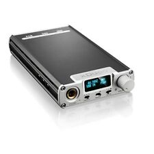 xDuoo XD-05 DAC Portable Headphone Amplifier OLED Screen 32BIT / 384KHZ Silver