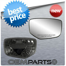 NEW PASSENGER'S SIDE MIRROR REPLACEMENT GLASS BACKING MOUNT 08-12 HONDA ACCORD