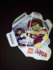THE LEGO MOVIE 2014 Limited Edition LENTICULAR Hologram 3D Sticker NEW Exclusive