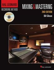 Home Recording Method Mixing & Mastering QR Codes Tips Tools Music Book 6 & DVD