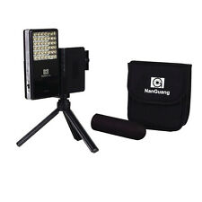 CN-42 LED Light Photo for iPhone 7 6s 6 Sumsung Sony Oppo Cell phone with Tripod