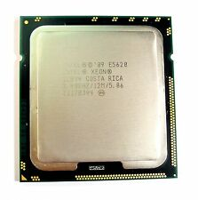 Intel Xeon Quad Core E5620 SLBV4 2.4GHz 12MB Cache CPU, Free Ship US! 317-4112