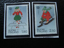 FINLANDE - timbre yvert et tellier n° 1042 1043 n** (A22) stamp finland