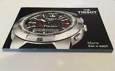 TISSOT WATCH COLLECTION CATALOG YEAR 2006