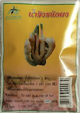 ORGANIC GINGER TEA BAGS 100% NATURAL QUALITY THAI PRODUCT FREE INT POSTAGE