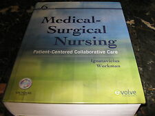 Medical-Surgical Nursing: Patient-Centered Collaborative Care__BOOK ONLY (NO CD)