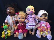 """Clothes Outfits Dresses For Baby Alive Smaller Dolls 12-14"""" Accessories No Dolls"""