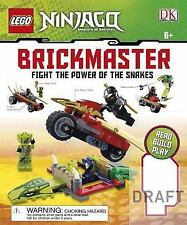 Brickmaster : Fight the Power of the Snakes by Dorling Kindersley Publishing Sta