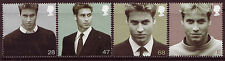 GREAT BRITAIN 2003 PRINCE WILLIAM 21st BIRTHDAY SET OF 4 UNMOUNTED MINT