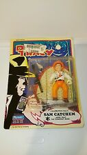 1990 Playmates / Disney Dick Tracy - Sam Catchem Coppers and Gangsters Figure