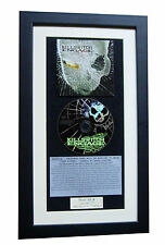KILLSWITCH ENGAGE Daylight Dies CLASSIC CD Album QUALITY FRAMED+FAST GLOBAL SHIP