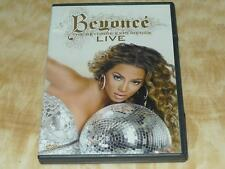 Beyonce - The Beyonce Experience: Live (DVD, 2007)