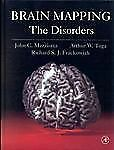 G, Brain Mapping: The Disorders, , 0124814603, Book