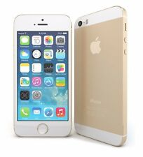 Apple iPhone 5s - 16GB - Gold (AT&T) 4G LTE Smartphone
