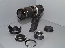 Nikon Digital Fit 85 200mm 400 mm Obiettivo zoom D3200 D3300 D3400 D5200 D5300 D5500 +