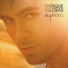Euphoria by Enrique Iglesias (CD, Jul-2010, Universal Republic)