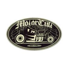 MOTORCULT So. Cal. Metall Schild 61cm!!! V8 MOPAR FORD DODGE CHEVROLET HEMI VW