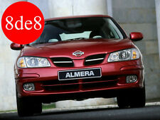 Nissan Almera N16 (2003) - Workshop Manual on CD