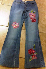 "Ricci Andrist Itialian Jeans Size 46 (US - Size 12 X  32"" Inseam) Excellent"