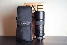Nikon AF-S 300mm F4 ED Prime Full Frame (FX) Lens!