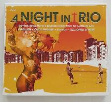 A Night in Rio by Various Artists (2-CD Set, Mar-2005, 2 Discs, Metro Doubles)