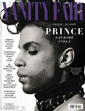 VANITY FAIR=2016/17=PRINCE ROGER NELSON COVER MAGAZINE BY HERB RITTS ITALIA