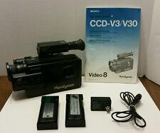 Sony Camera CCD-V3 Handycam 8mm Video 8 Transfer Read Description FREE SHIPPING
