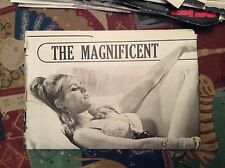 m12o ephemera 1970 article picture actress ursula andress